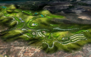 Ha Long Golfcourse masterplan