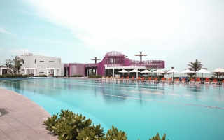 Oceanami Villas & Beach Club - Beach Club