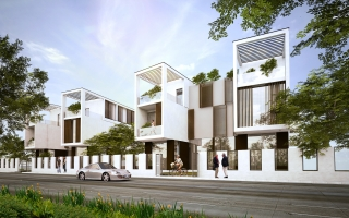 Filedway Villas and Terraced Houses